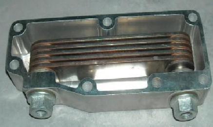 平面密封厌氧胶用于机油冷却器的平面密封